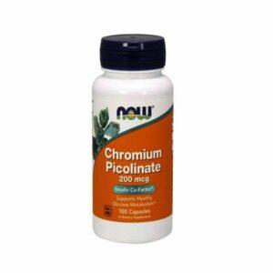 Chromium Picolinate - 100 caps.