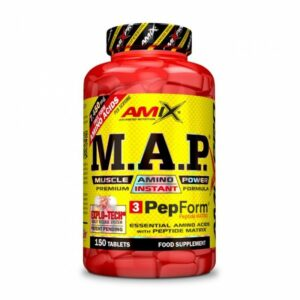 M.A.P.® MUSCLE AMINO POWER - 150 tabs.
