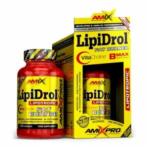 LIPIDROL® FAT BURNER - 120 caps.