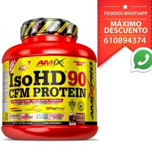 IsoHD® 90 CFM PROTEIN - 1,8 Kg