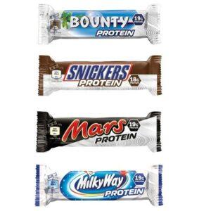 Mars Protein - 57 gr.