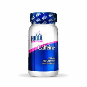 Caffeine 200 mg - 100 Caps.