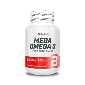 Biotech Usa Omega 3 - 90 softgel