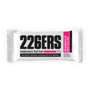 226ERS ENDURANCE FUEL BAR FRESA&C.BLANCO - 60g