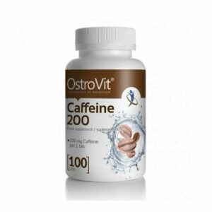 OSTROVIT CAFFEINE - 100 Tabs.