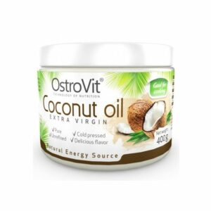 OSTROVIT - COCONUT OIL Extra Virgin - 400 gr.