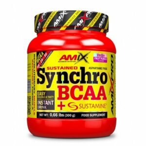 Synchro BCAA + Sustamine® - 300 gr.