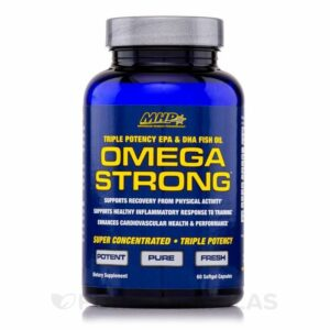 OMEGA STRONG - 60 Softgels