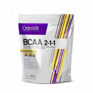 OSTROVIT BCAA 2-1-1 500 g
