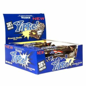WEIDER YIPPIE! BAR - 70 g