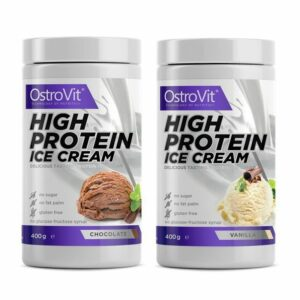 OSTROVIT HIGH PROTEIN ICE CREAM - 400 g