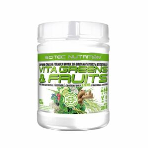 Vita Greens & Fruit Stevia - 360 g