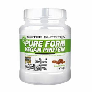Pure Form Vegan Protein - 450 g