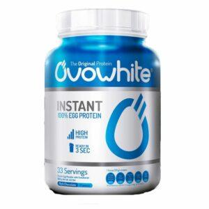 Ovowhite Instant 100% Egg Protein - 1 Kg