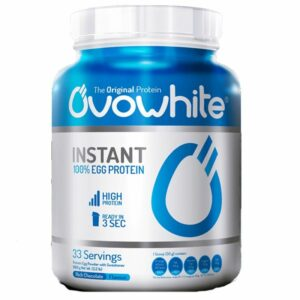Ovowhite Instant 100% Egg Protein - 2,5 Kg