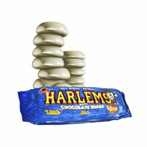 Harlem White Chocolate -110 g