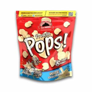 Protein pops - White Chocolate - 500 g