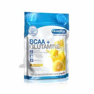 Quamtrax Direct Bcaa + Glutamine - 500 g