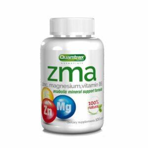 Quamtrax Essentials ZMA - 100 caps.