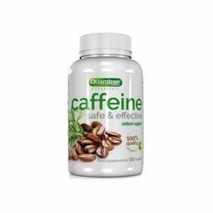Quamtrax Essentials Caffeine - 180 tabs.