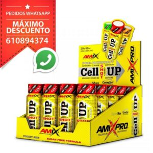 CellUp® Shot - 60 ml