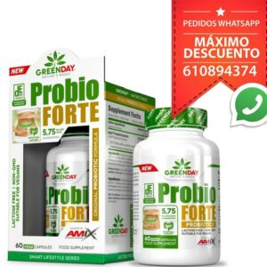 GreenDay® Probio Forte - 60 caps.