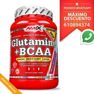 Amix Glutamine + BCAA - 1 Kg