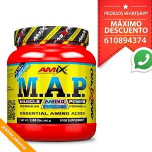 M.A.P.® MUSCLE AMINO POWER - 300 g