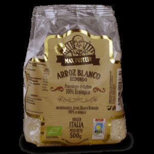Max protein Bio Arroz Blanco - 500 g