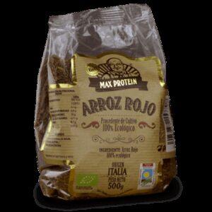 Max protein Bio Arroz Rojo - 500 g