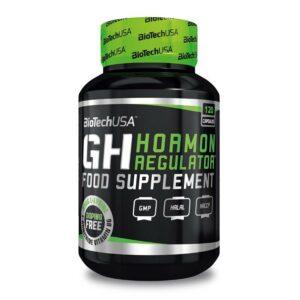 GH Hormone Regulator - 120 caps.