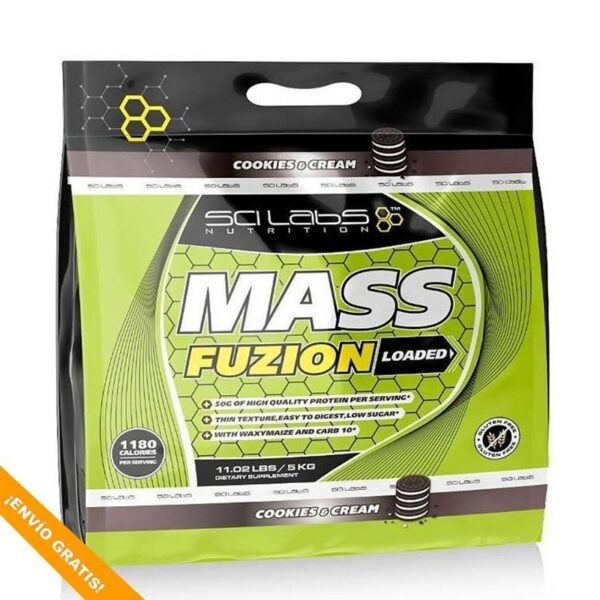 Mass Fuzion Loaded - 5 Kg