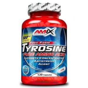 Tyrosine - 120 cap.