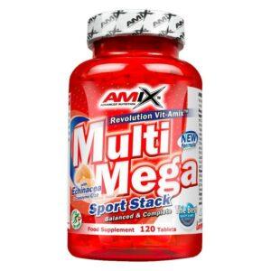 Multi Mega Stack - 120 tab.