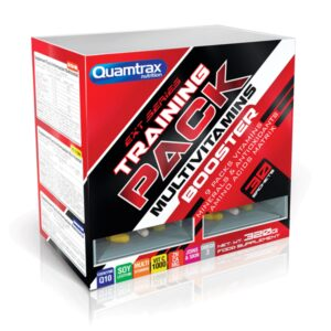 Training Pack Multivitamins Booster - 30 packs