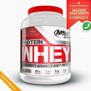 MNS Sport - Protein Whey - 2 Kg