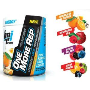 BPI ONE MORE REP - 250 g