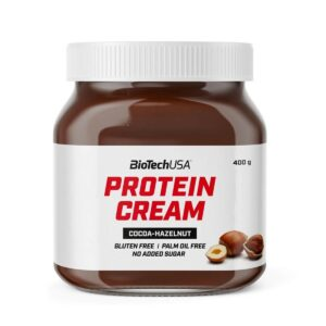 Protein Cream 400 g - BiotechUSA