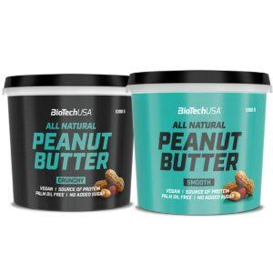 Peanut Butter BiotechUSA - 1 Kg