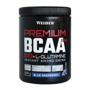 WEIDER PREMIUM BCAA 8:1:1 GLUTAMINE - 500 g