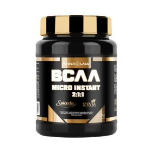 POWERLABS BCAA Micro Instant - 500 g