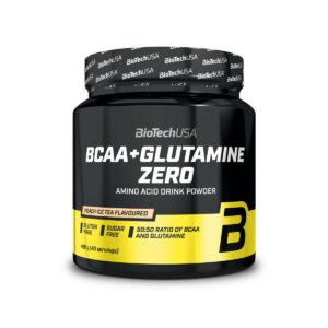 BiotechUSA BCAA + GLUTAMINE ZERO - 480 g