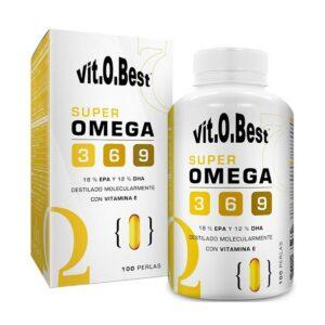 Super Omega 3-6-9 - 100 perlas