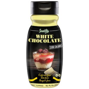 ServiVita Sirope de chocolate blanco - 320 ml