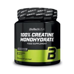 BiotechUSA 100% Creatine Monohydrate - 500 g
