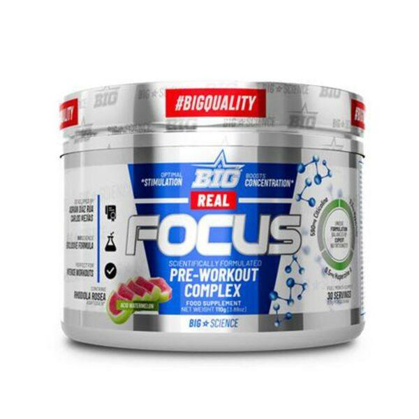 BIG - REAL FOCUS - 110 g