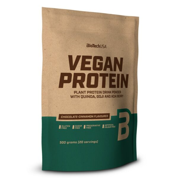 BiotechUSA VEGAN PROTEIN - 500 g