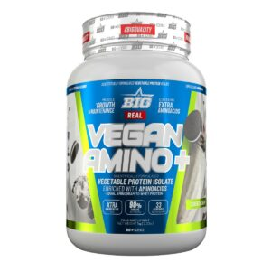 BIG - REAL VEGAN AMINO PLUS - 1 Kg